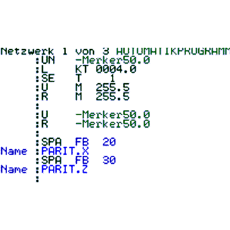 PG-2000 STEP 5 - Process Informatik Entwicklungsgesellschaft mbH